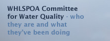 West Hill Lake Shore Property Owner's Association Water Quality Committee